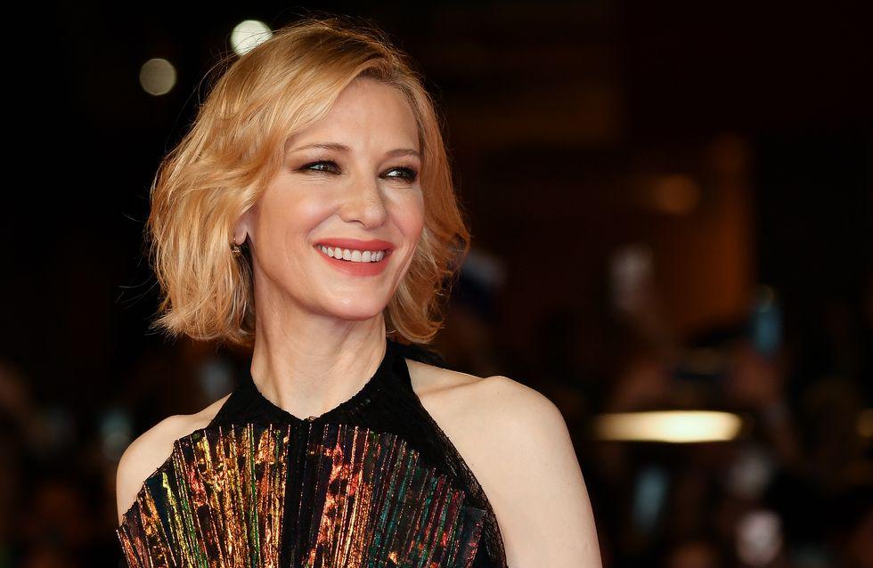 Cate Blanchett è la donna dell'anno 2019, ma per noi lo è ogni anno