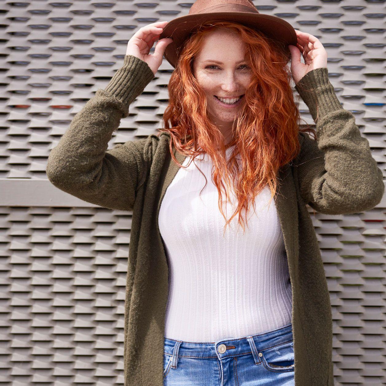 Haare rote wem stehen Rot: Wie