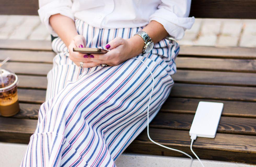 Les 5 meilleures batteries externes pour smartphone