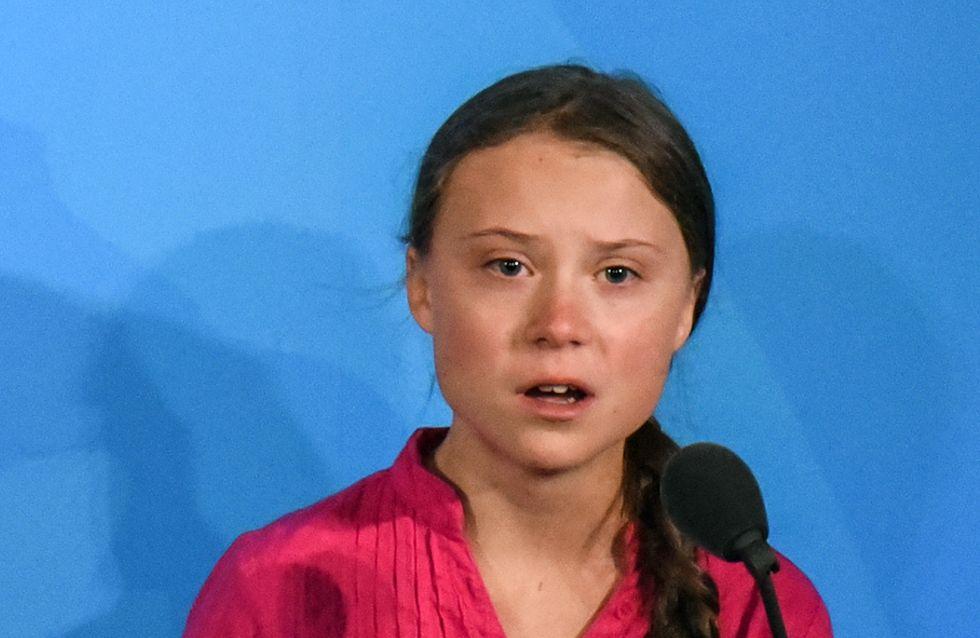 La militante Greta Thunberg refuse un prix pour l'environnement