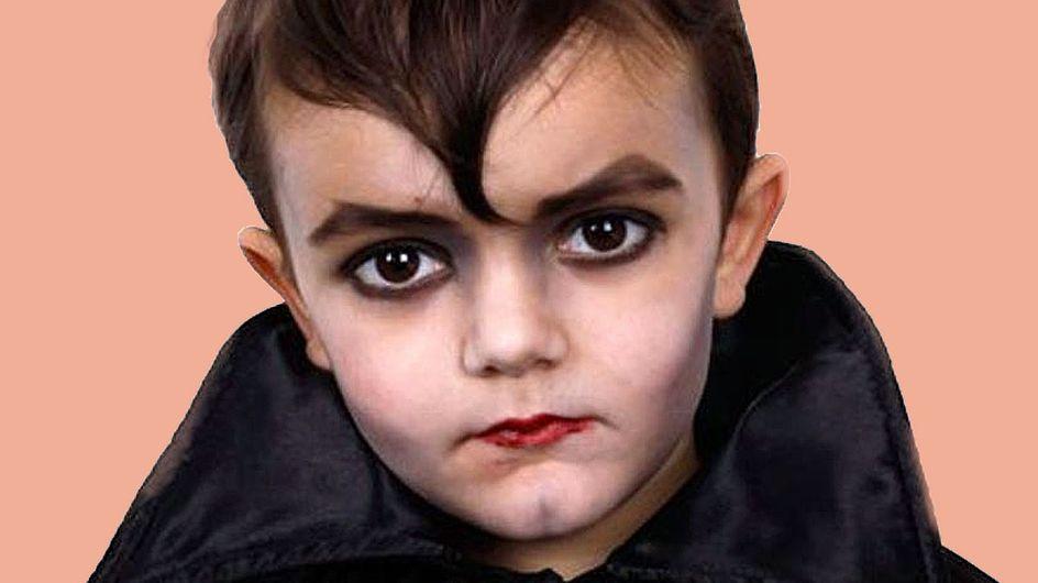 Vampir schminken: Einfache Schritt für Schritt Anleitung