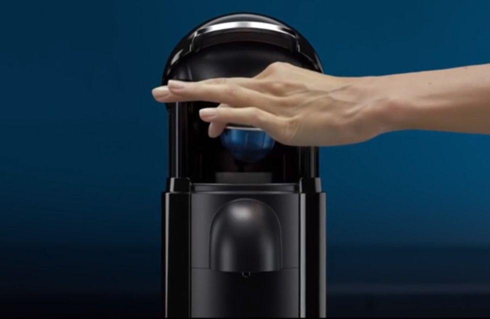 Bon plan : -50% sur la machine Nespresso Vertuo