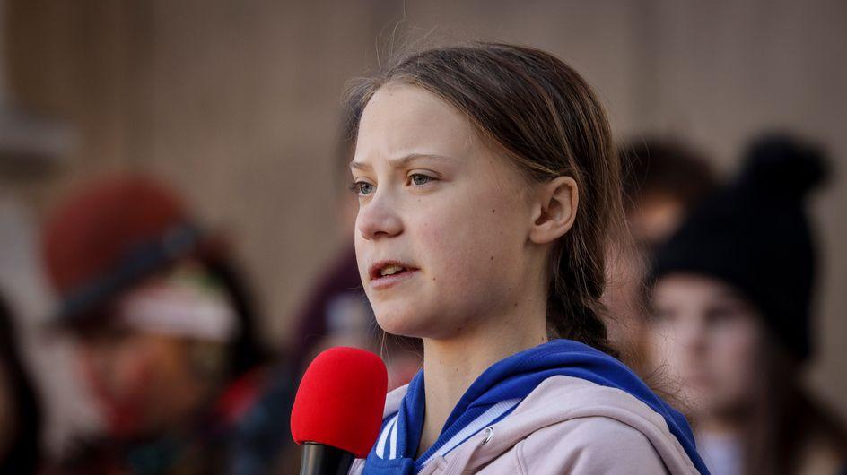 Greta Thunberg lance un appel sur Twitter pour se rendre en Espagne