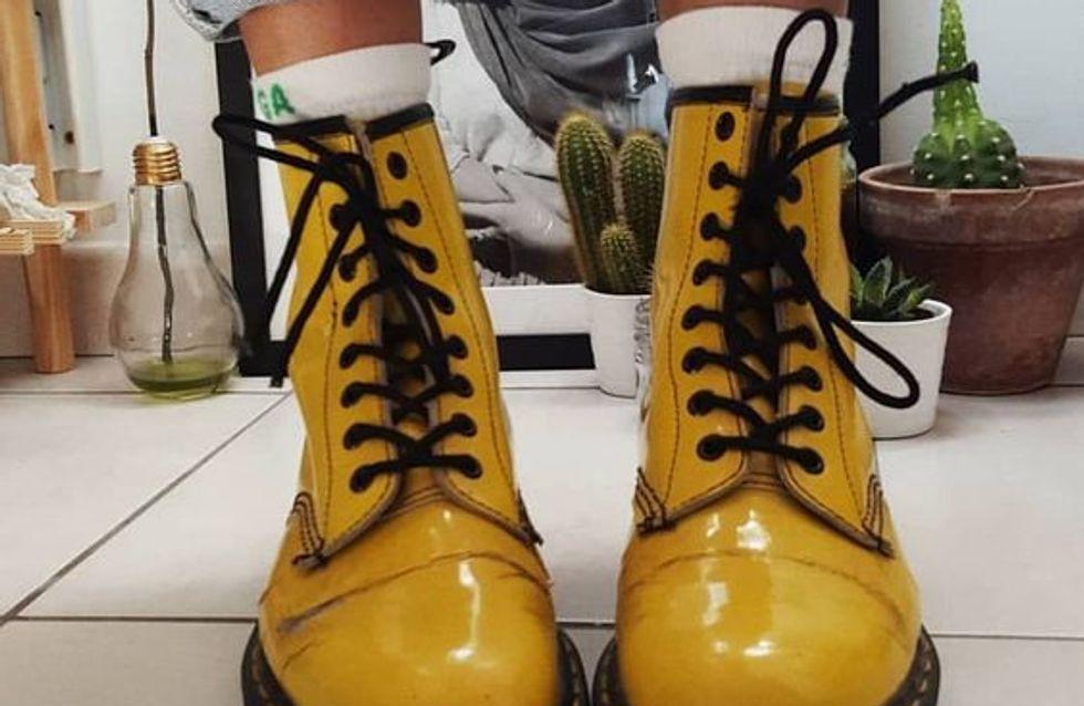 I Combat Boots sono ufficialmente le scarpe dell'autunno inverno 2019/20