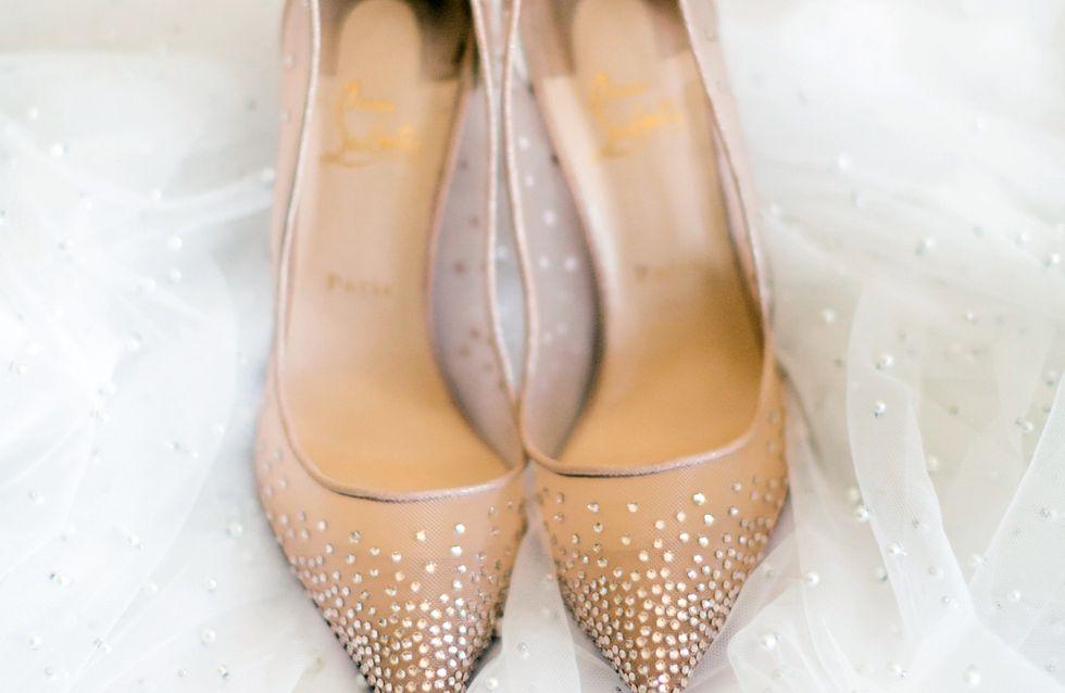 Sparkle, Baby! 9 Ideen für Hochzeitsdeko mit Glitzer, die nicht kitschig sind