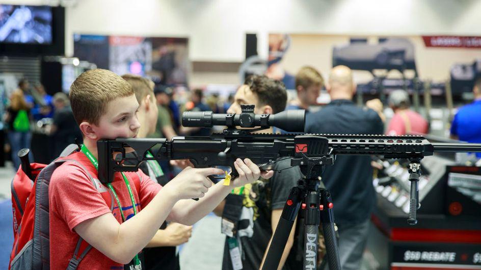 Les tombolas pour gagner des armes se multiplient dans les écoles américaines