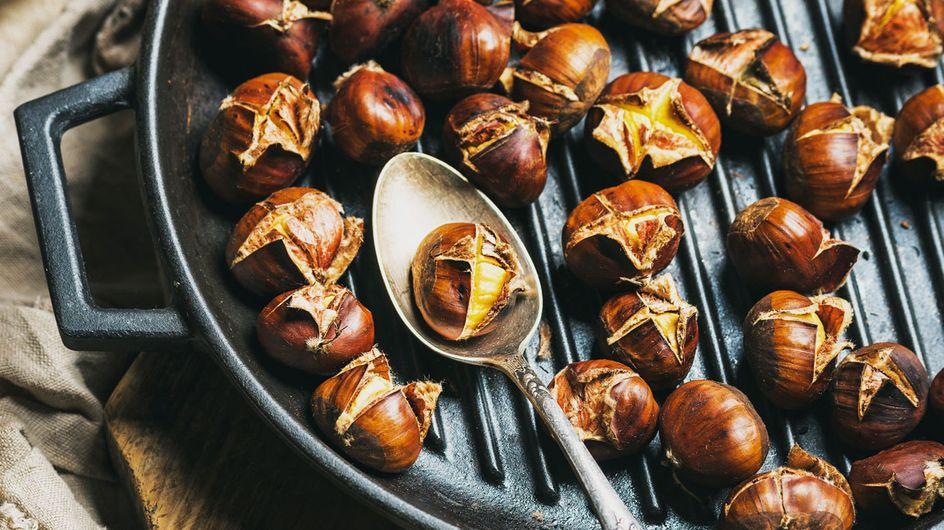 Maronen zubereiten: So gelingen sie schnell und einfach