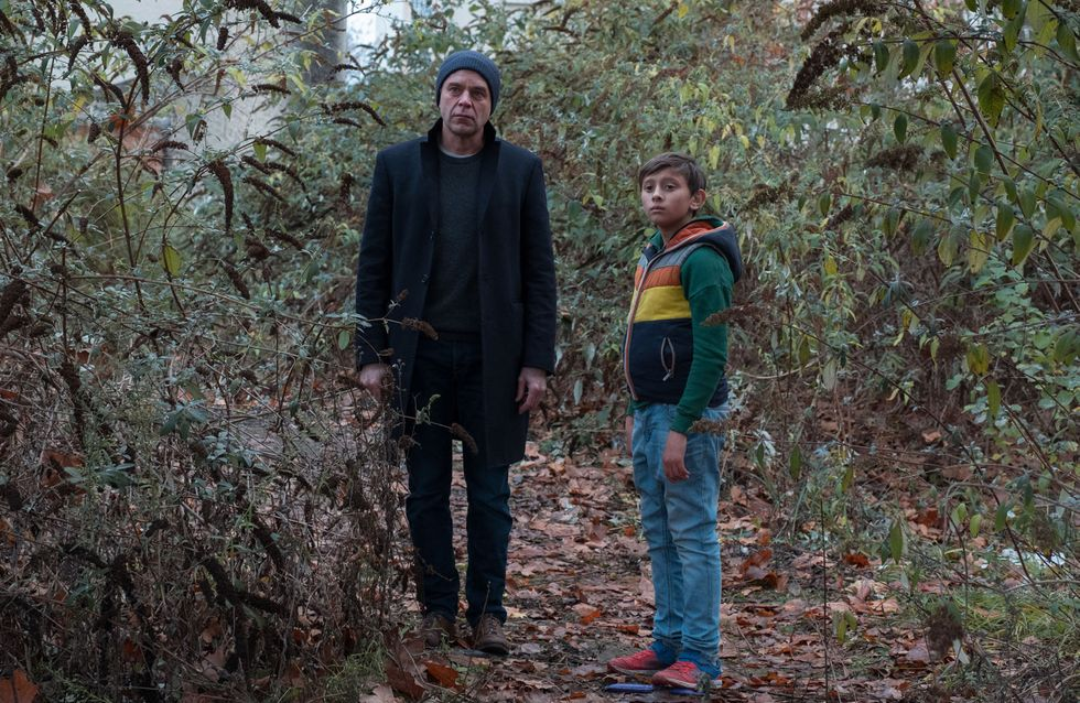 C'est l'enfant qui ramène l'espoir: Le film Place des Victoires vu par les acteurs