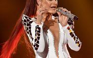 Andrea Berg: Heißes Bühnenoutfit begeistert Fans