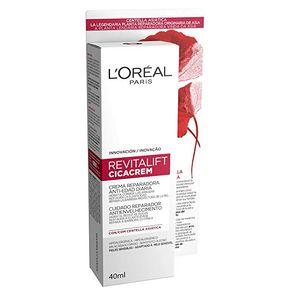L'Oréal Revitalift Cicacrem - Crema reparadora antiedad