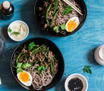 5 recettes japonaises (faciles) de nouilles soba qu'on adore