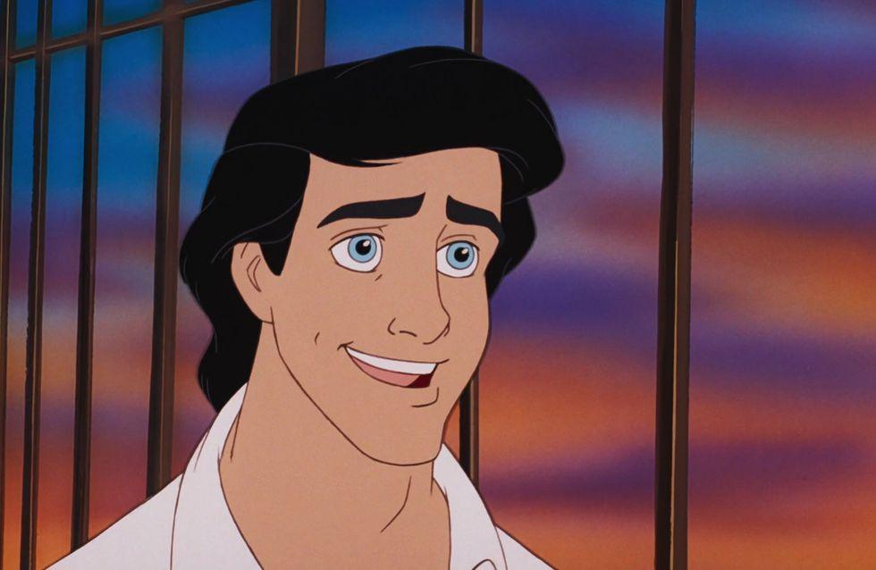 Vous allez être sous le charme de l'acteur qui incarnera le prince Eric dans la Petite Sirène