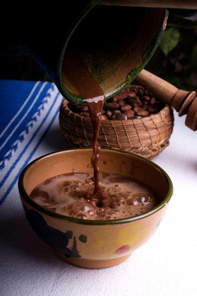 La recette du champurrado, le chocolat chaud à la mexicaine