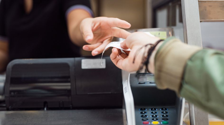 Le gouvernement s'attaque (enfin) à la question des tickets de caisse
