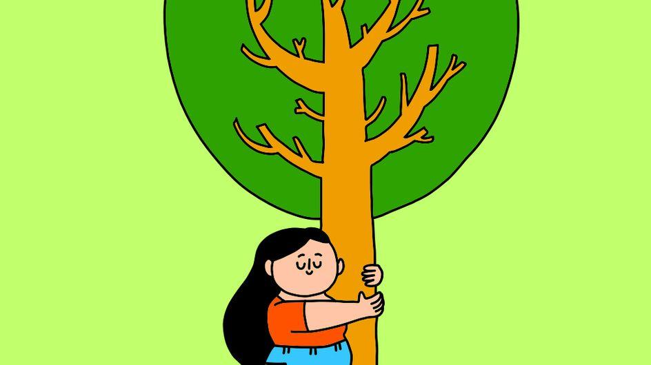 La fille de l'arbre