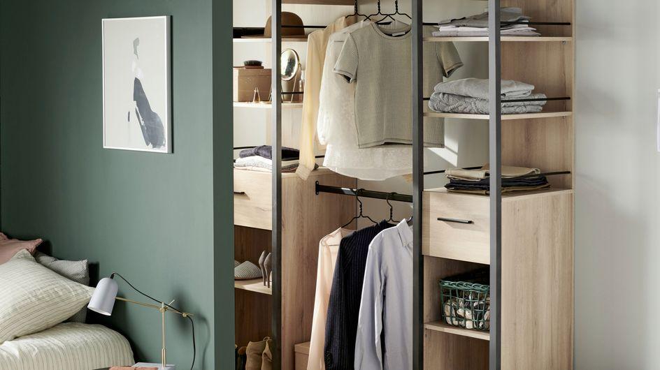 8 astuces de rangement ultra simples pour mes vêtements et accessoires
