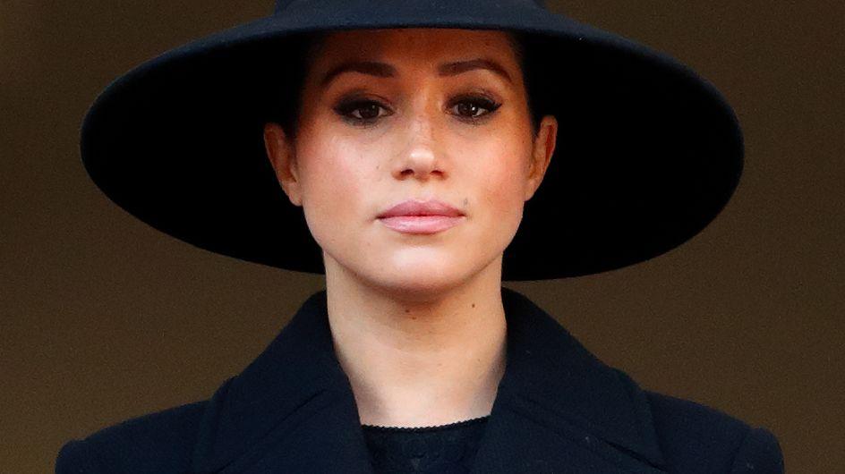 Herzogin Meghan: Ihr Mantel sorgt für einen Shitstorm