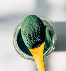 Parmi les top ingrédients riches en protéines végétales : la spiruline
