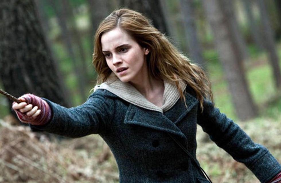 Emma Watson a eu le béguin pour un acteur de Harry Potter