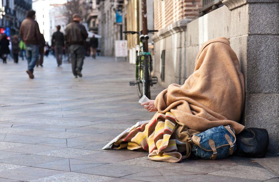 A Toulouse, il écope de 100 euros d'amende pour avoir donné 70 centimes à une sans abri