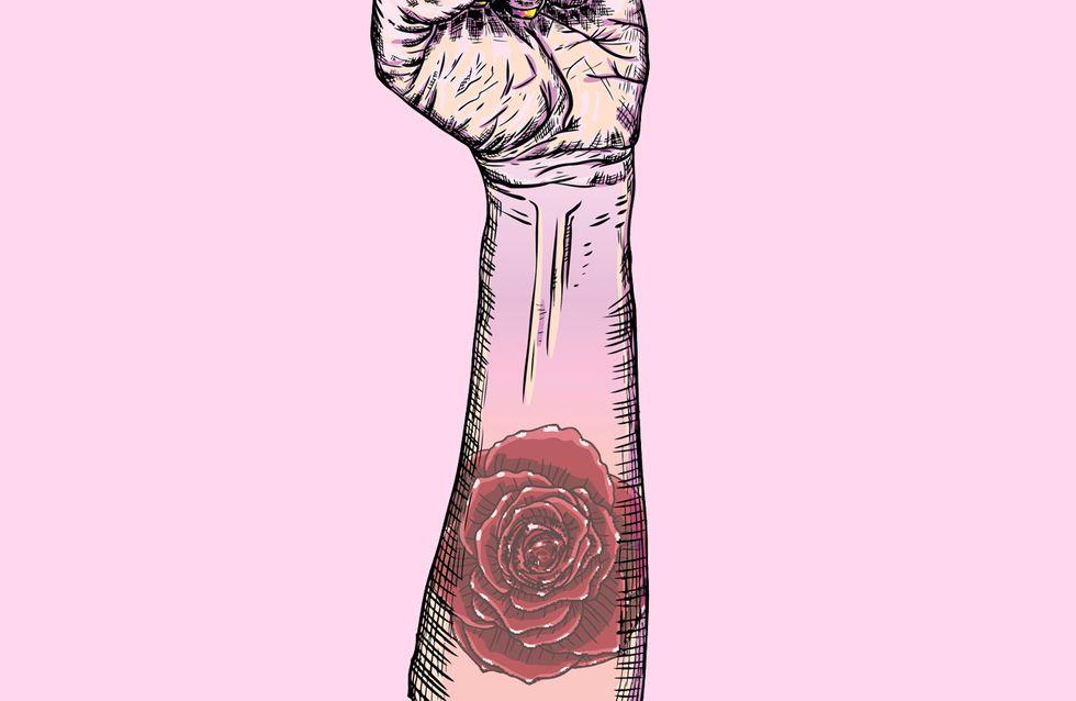 Roses Revolution Day: Setze ein Zeichen gegen Gewalt unter der Geburt!
