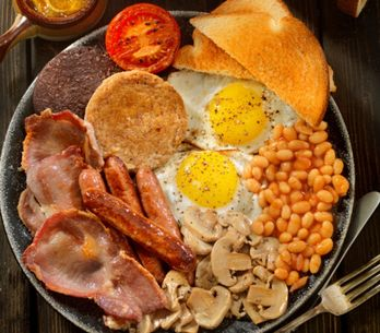 Colazione inglese: tutti i segreti dell'English Breakfast