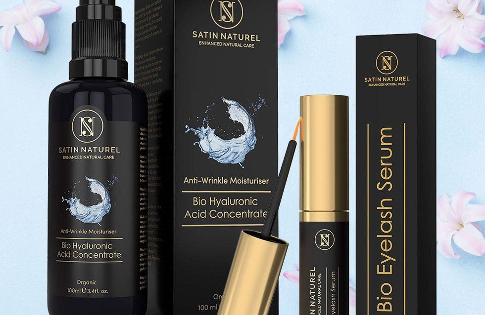 Beauty-Bestseller SatinNaturel: Heute 50% günstiger!