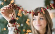 5 decorazioni natalizie fai-da-te di Pinterest che vorrete assolutamente provare