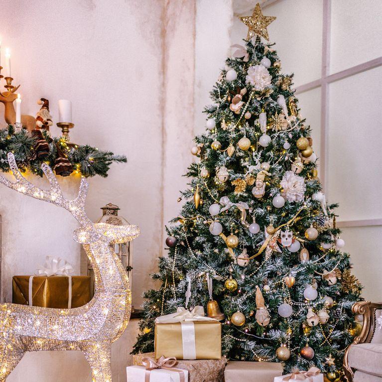 weihnachtsbaum schm cken die sch nsten ideen f rs fest. Black Bedroom Furniture Sets. Home Design Ideas