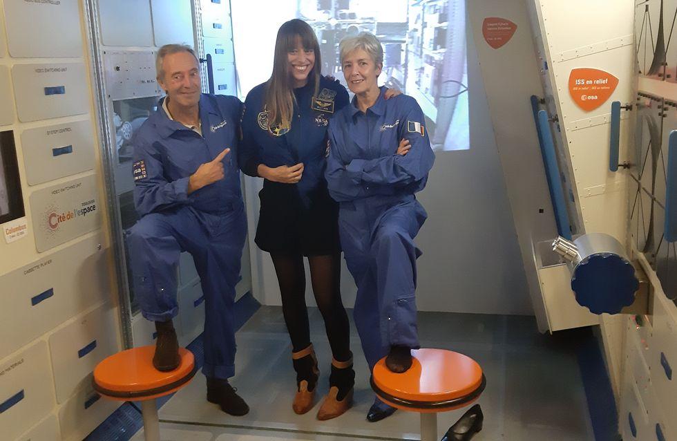 La mixité est un avantage Claudie Haigneré, astronaute, nous parle de parité dans le domaine