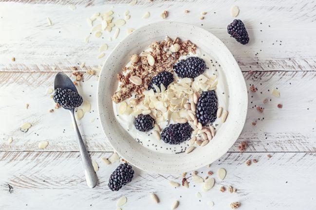 colazioni salutari con frutta per perdere peso