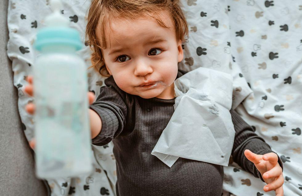 Kuhmilchallergie bei Babys: Was du wissen und beachten solltest