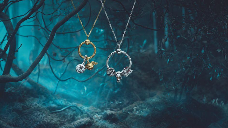 Pandora présente sa collection Harry Potter et elle est canon !