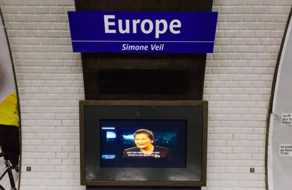 Seules 5 stations du métro parisien portent le nom d'une femme, vous pouvez y remédier