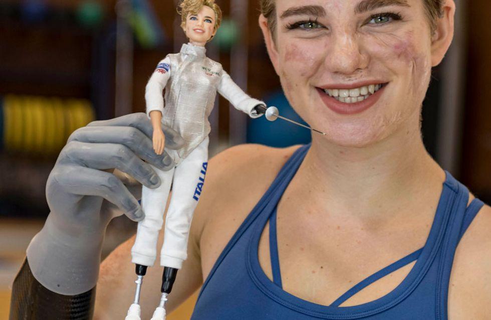 Barbie Bebe Vio: per le bambine che non smettono di sognare