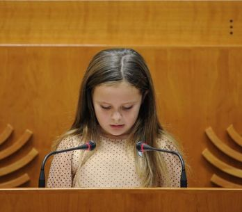 Le discours poignant d'Elsa, une petite Espagnole transgenre de 8 ans