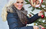 Daniela Katzenberger mit Sophia (4): Süße Nikolausgrüße