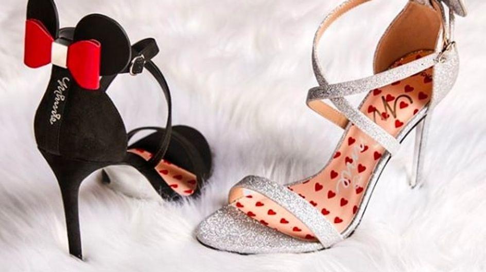 Primark dévoile sa nouvelle collection d'escarpins Minnie