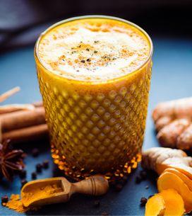 Latte d'oro: la ricetta e tutti i benefici del golden milk!