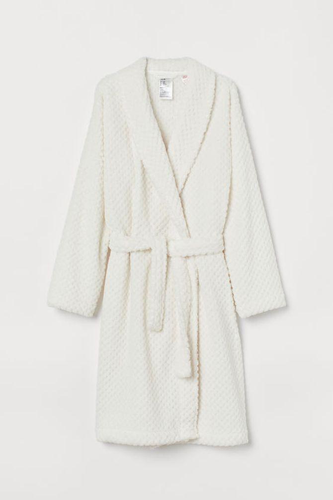 Robe de chambre, H&M - 29,99 euros