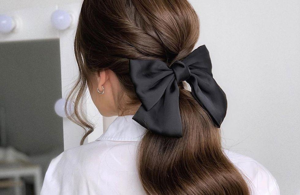 Pourquoi le shampoing bleu va devenir le meilleur allié des cheveux bruns ?