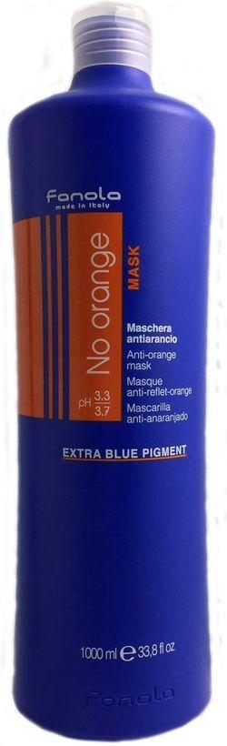 masque anti reflet orange