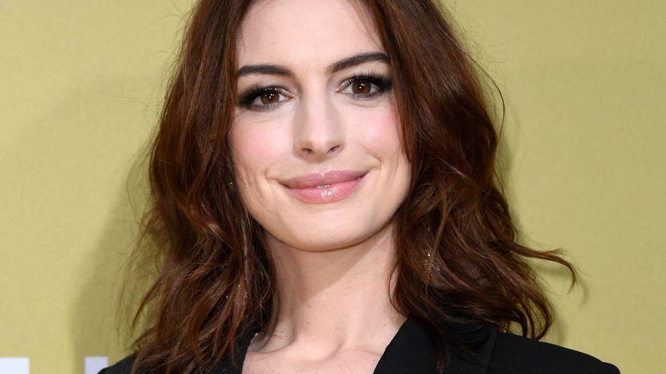 Anne Hathaway est maman pour la deuxième fois
