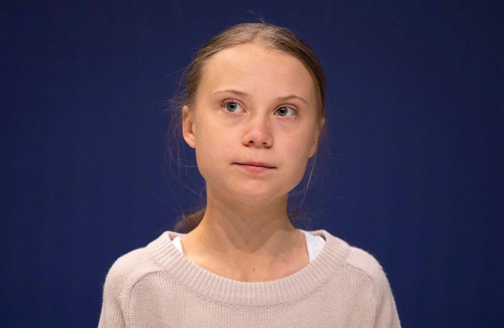 Greta Thunberg est élue personnalité de l'année par le Time