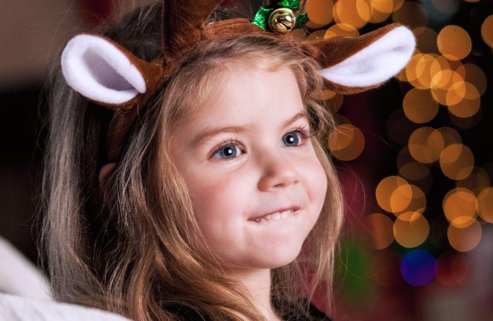 War der Weihnachtsmann schon da? So beruhigst du zappelige Kinder