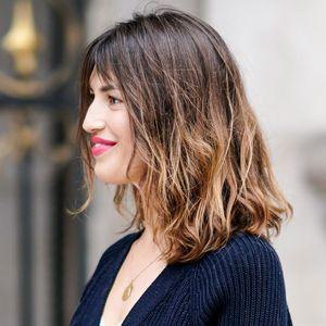 Lange frisuren dunkelbraune haare Frisur Lange