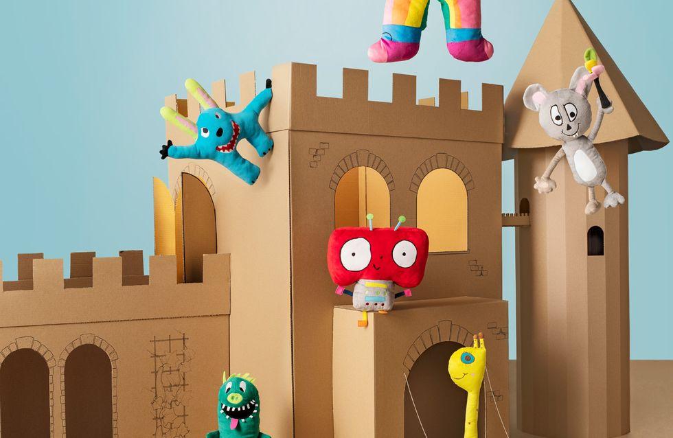 ¡Imaginación al poder! 6 peluches diseñados por niños que te enamorarán
