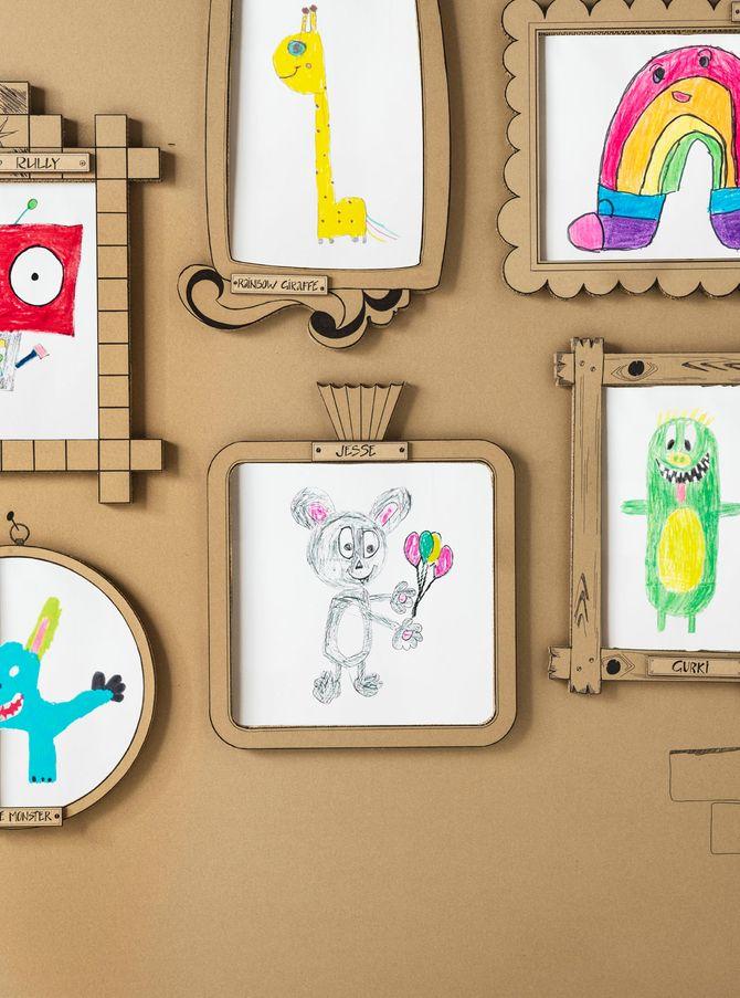 Los dibujos ganadores del concurso de IKEA