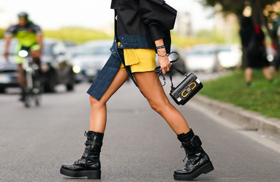 15 paires de bottes rangers que l'on va voir partout cet hiver