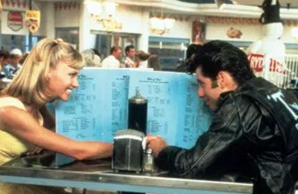40 ans après, Olivia Newton-John et John Travolta reportent les costumes de Grease